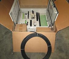 Emerson NetSpan FDH Series Enclosure/Cabinet W/100' Dielectric Ribbon Feeder Stu