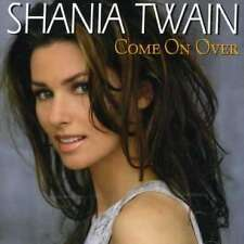 Come On Over Revised Version - Shania Twain CD MERCURY