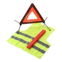 Fantic Caballero Regolarita 125 2010 Emergency Warning Triangle & Vest