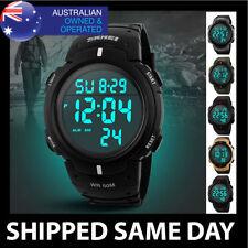 Sport Unisex Oval Wristwatches