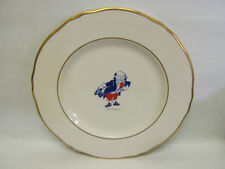 "Vintage ""Mr. Pennram""  Dinner/Commemorative Plate 11.25"" Williamsport PA"