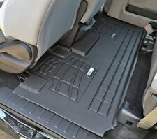 Second Row Floor Mat in Black for 2015 - 2018 Ford F-150 Super Cab