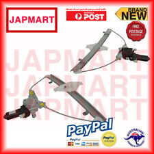 Hyundai Accent Lc Window Regulator Front 05/00~04/06 R50-riw-cayh (L&R)