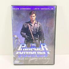 The Punisher Marvel Dolph Lundgren DVD Movie 1999