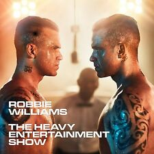 ROBBIE WILLIAMS - THE HEAVY ENTERTAINMENT SHOW   CD NEUF