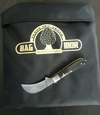 Morel Mushroom Mesh Bag and Harvesting Knife