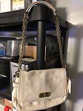 COACH CHELSEA LEATHER FLAP Crossbody Shoulder Bag Purse-17825