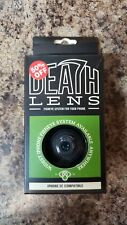 Death Lens Fish Eye Apple iPhone 5c phone case and camera lens