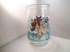 Vintage Dr Seuss Welch's Jelly Juice Glass Scene 4 Thidwick & Friends