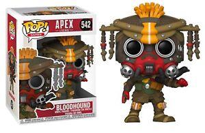 Funko Pop! Games Apex Legends Bloodhound #542 - Brand New - Free UK Post