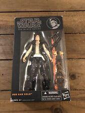 Hasbro Star Wars The Black Series Han Solo Action Figure Orange Line #8