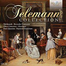 Telemann Collection [CD]