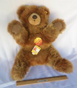 "Vtg 18"" Steiff Plush Teddy Bear Molly Germany Made Very Nice"