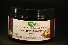 Nature's Way Restore Powder 4.2 Oz.