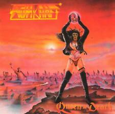 ATOMKRAFT - QUEEN OF DEATH (1986) British Speed Metal NWOBHM CD, EP +FREE GIFT