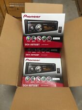 2017 Pioneer DEH-X8750BT Single-Din CD USB AUX In Car Stereo with Bluetooth
