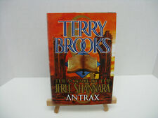 The Voyage of the Jerle Shannara: Antrax Bk. 2 by Terry Brooks (2001, Hardcover)