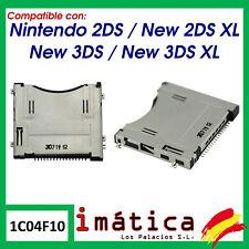 LECTOR DE CARTUCHO NINTENDO NEW 3DS / NEW 3DS XL / 2DS SLOT SOCKET JUEGOS RANURA