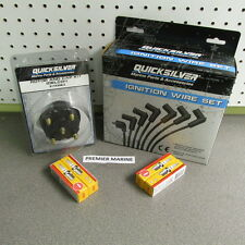 TUNE UP KIT MERCRUISER 4 CYLINDER DELCO EST 811635Q2  84-816761Q14  BPR6EFS