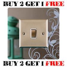 Mirror Light Switch Surround Finger Plate, Ivy - FREE UK POSTAGE
