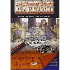 Breaking The Da Vinci Code: Solves The 2000 Year Old Mystery On DVD D13