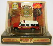 Code 3 Classics 1/64 Scale Model 12419 Philadelphia Fire Dept Suburban Vehicle