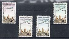 Kampuchea Seri aérea del año 1984 (CQ-740)
