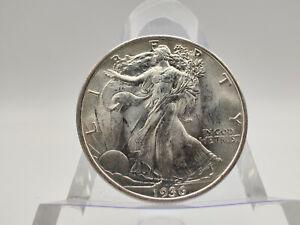 1936 Walking Liberty Half Dollar **UNC/ BU, Excellent Specimen!** #1