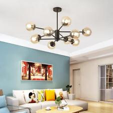 Glass Chandelier Lighting Kitchen Modern Ceiling Lights Home Large Pendant Light