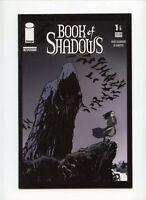 Book of Shadows #1 Image Comics Stock Image