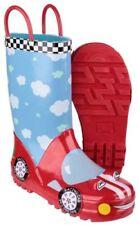 Chaussures bleus en caoutchouc pour garçon de 2 à 16 ans pointure 24