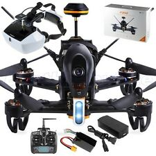 WALKERA F210 FPV Goggle4 Racing Drone Quad HD 5.8G Anti-collision DEVO7 RTF
