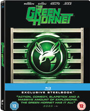 The Green Hornet - Limited Edition Steelbook (Blu-ray) NEW & SEALED 1000 Copies