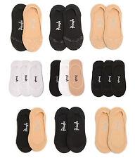 Womens Genuine Pringle Invisible No Show Low Cut Liner Trainer Shoe Secret Sock