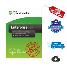 Intuit QuickBooks Enterprise Accountant 18⚡Lifetime License Key⚡Fast Delivery