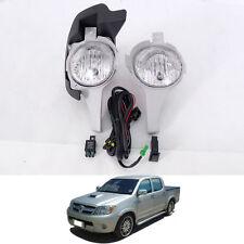 Fit 2003-2007 Toyota Hilux Vigo 4Wd 2Wd Kun Mk5 Mk6 Sr5 Fog Lamp Spot Light