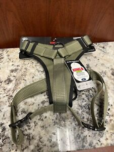 NWT KONG Max Padded Harness Green Size XL
