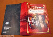 Ricambi Risiko SPQRisiko S.P.Q.Risiko 1810 EG 2005 manuale istruzioni ottimo
