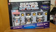 Heroes of Space NASA Figures Bean Duke Conrad