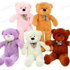Large Teddy Bear Giant Kids Big Soft Plush Toys 40/60/80/100/120/ 140 UK Stock