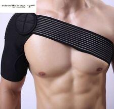 Schulterbandage Neopren Schulterstütze Sportbandage R-035