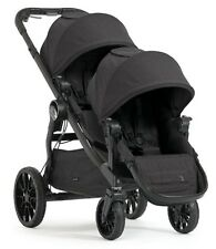Baby Jogger 2017 City Select LUX Double Stroller in Granite Brand New Free Ship!