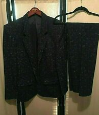 1950's Men's Fleck atomic Suit Size 42 made italy wool blend, Mcm Amazing