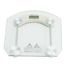 150kg/330lb Bathroom Personal Digital Body Weight Scale Safty Glass with LCD