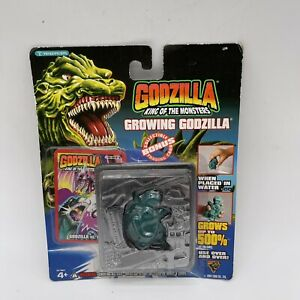 1994 GODZILLA King of the Monsters GROWING GODZILLA Trendmasters FACTORY SEALED