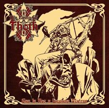 The Lamp of Thoth-this is not a laughing matter + Demo bonus doomy NWOBHM Cult