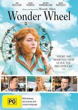 Wonder Wheel (DVD, 2018) : NEW