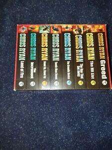 The Chris Ryan Collection 8 Book Box Set New RRP £56 SAS