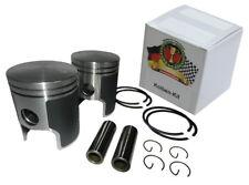 Yamaha DS7 DS 7 Kolben Kit - Übermaß os +1.25 mm / Kolbenringe Piston rings