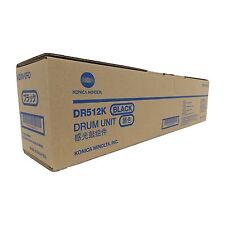 ORIGINALE DRUM KONICA A2XN0RD DR512 BK NERO PER Konica Minolta Bizhub C364e C454